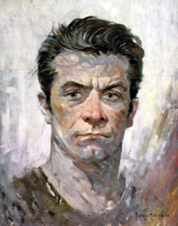 Frazetta-self-portrait-1962