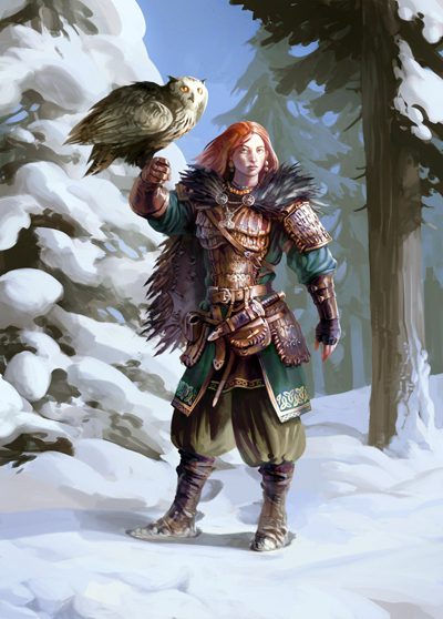 owl-huntress