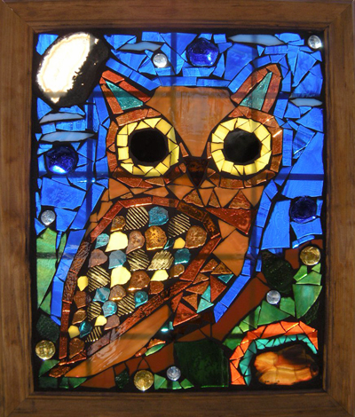 stained-glass-owl